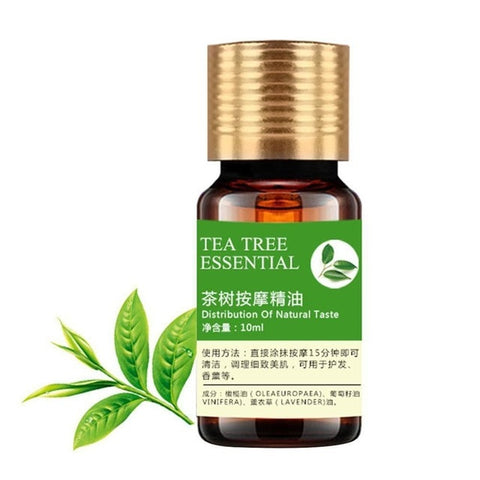 10ML Natural Tea Tree Essential Oil