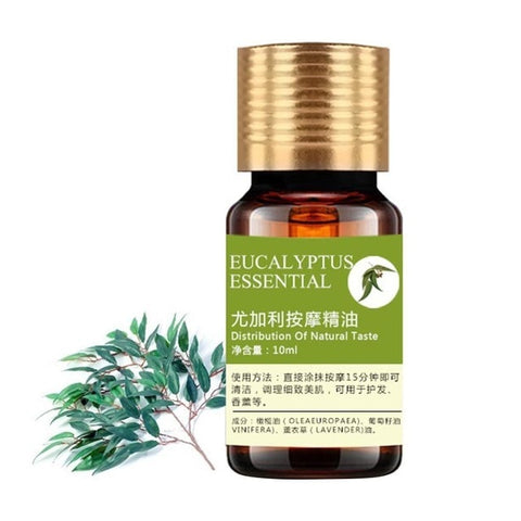 Image of 10ML Natural Eucalyptus Essential Oil