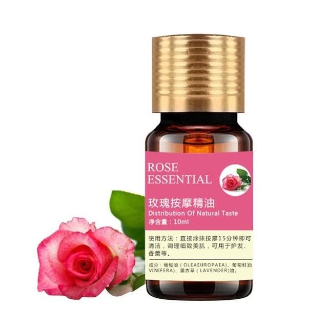 10ML Natural Rose Essential Oil
