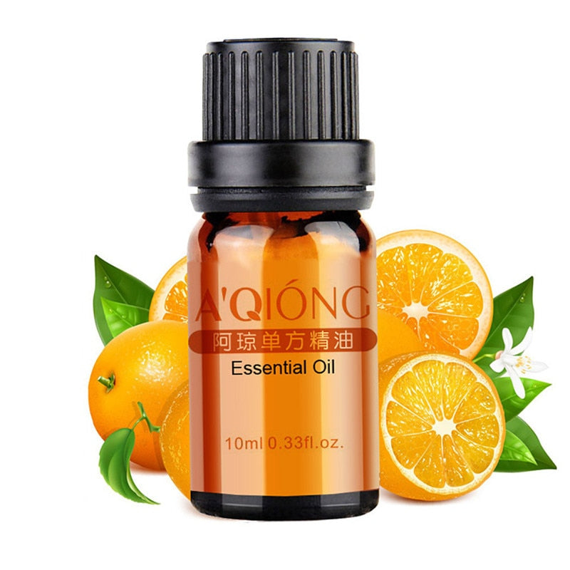 100% Pure Sweet Orange Essential Oil