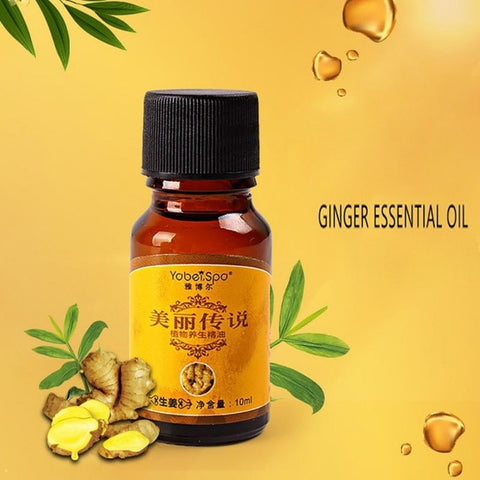 Image of 10ml Ginger Fragrance Essential Oil