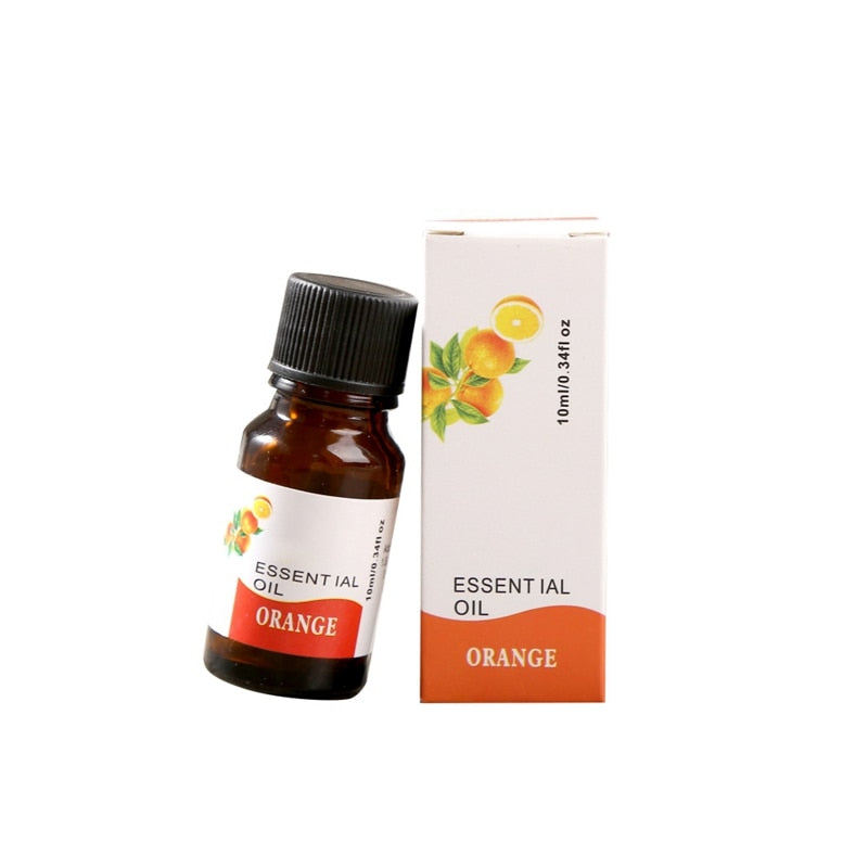 10ml Orange Essential Oil for Aromatherapy