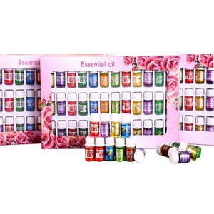 36 Set Essential Oils