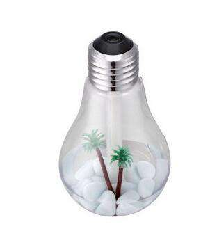 Image of 400ML Bulb Essential Oil Diffuser