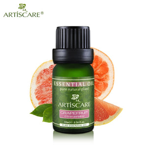 ARTISCARE 100% Grapefruit Pure Essential Oil 10ml