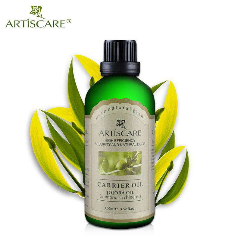 ARTISCARE 100% Natural Jojoba Base Oil 100ml