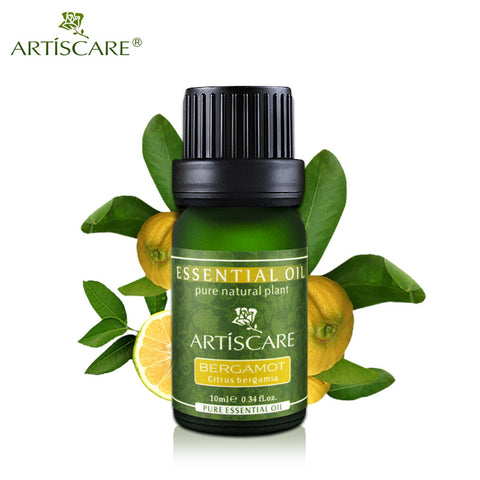 Image of 100% Pure Bergamot Essential Oil 10ml