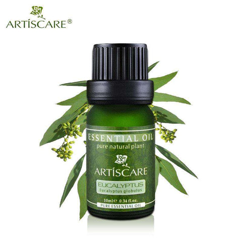 ARTISCARE 100% Pure Eucalyptus Essential Oil