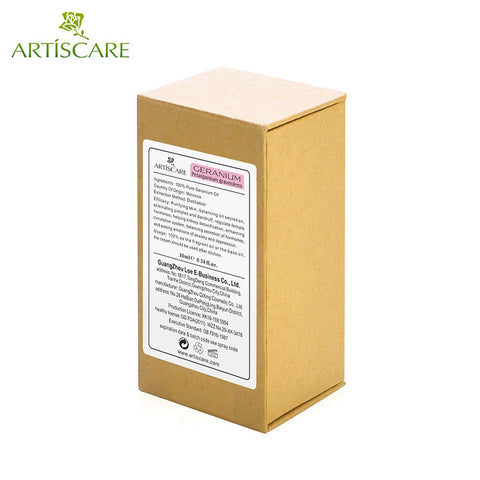 ARTISCARE Geranium Pure Essential Oil
