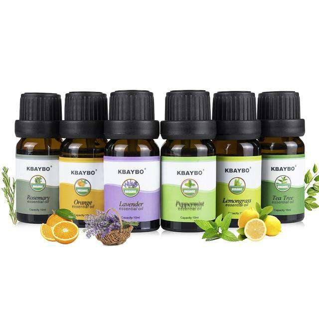 Essential Oil  6 Kinds Kit