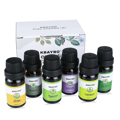 Image of Essential Oil  6 Kinds Kit