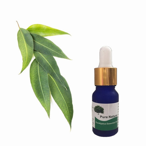 Pure Eucalyptus Essential Oil 10ml
