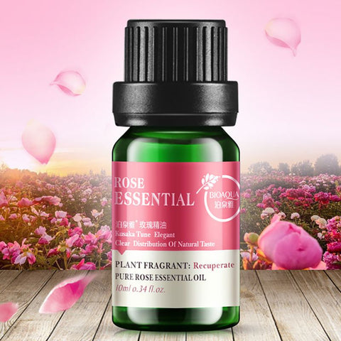 Natural Rose Plant Essential Oil