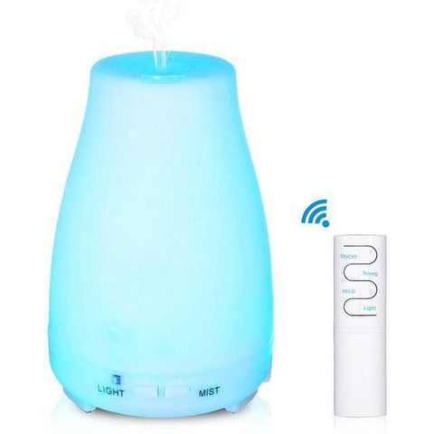 220ML Remote Control Ultrasonic Diffuser