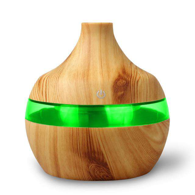 Aromatherapy Essential Oil Diffuser USB 300ml