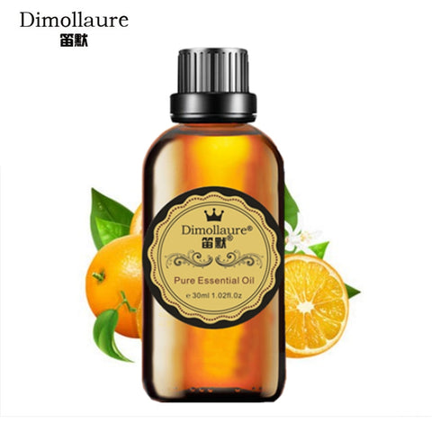 Image of Dimollaure Sweet Orange Essential Oil 30ml