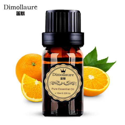 Image of Dimollaure Sweet Orange Essential Oil 10ml