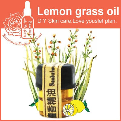 100% Pure Lemongrass 2ml