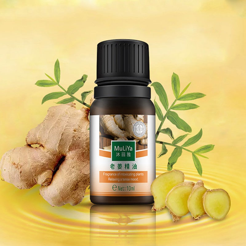 Natural Ginger Essential Oil