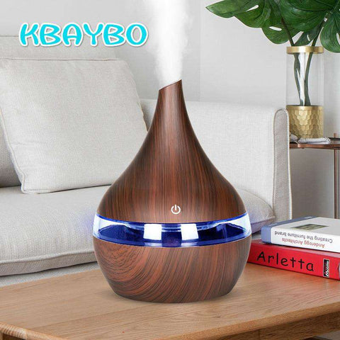Image of KBAYBO 300ml USB Electric Aroma Diffuser