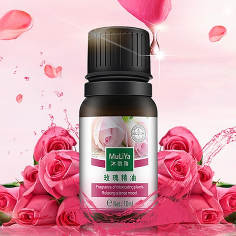 Image of Natural Rose Essential Oil