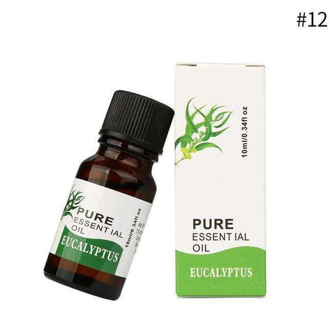Pure Eucalyptus Essential Oil