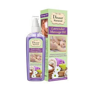 Lavender Essential Massage Oil