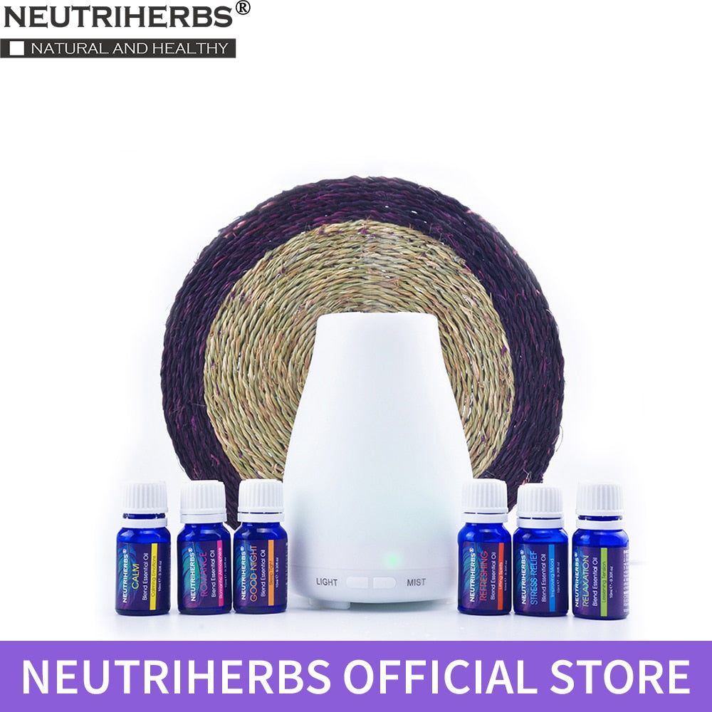 Neutriherbs Pure Essential Oils Kit
