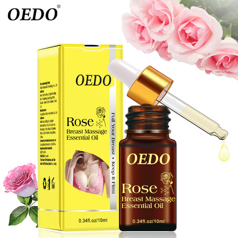 Image of OEDO Rose Massage Oil