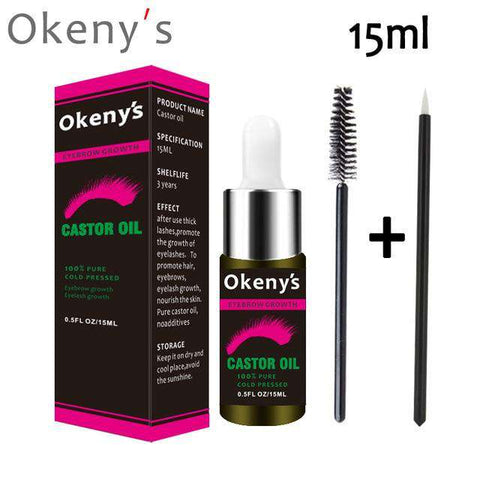 Image of Okeny's Castor Oil 15ml