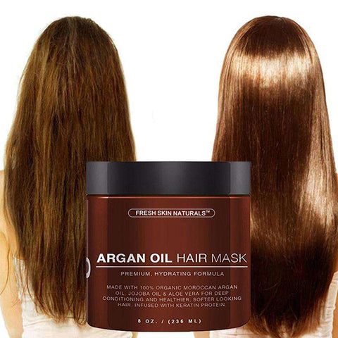 Image of Pure Organic Argan Oil Moisturizer