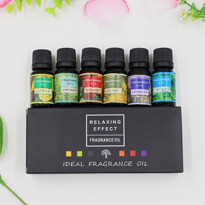 Pure Plant Essential Oils 6 Set