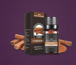 Cinnamon Pure Plant Essential Oil