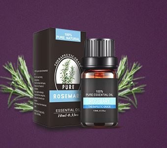 Image of Rosemary Pure Plant Essential Oil