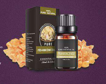 Pure Frankincense Essential Oil Aroma
