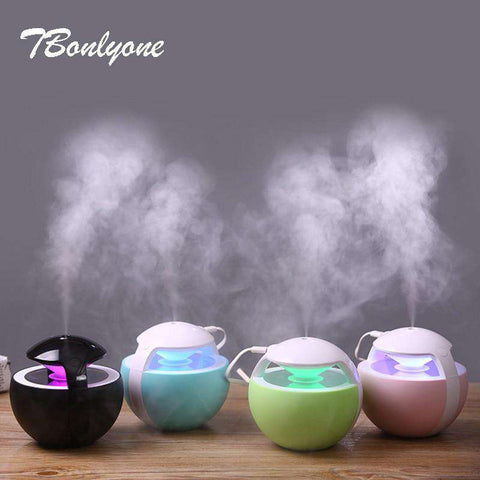 Image of LED Night Light Essential Oil Diffuser