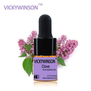 VICKYWINSON Clove Essential Oil 5ml