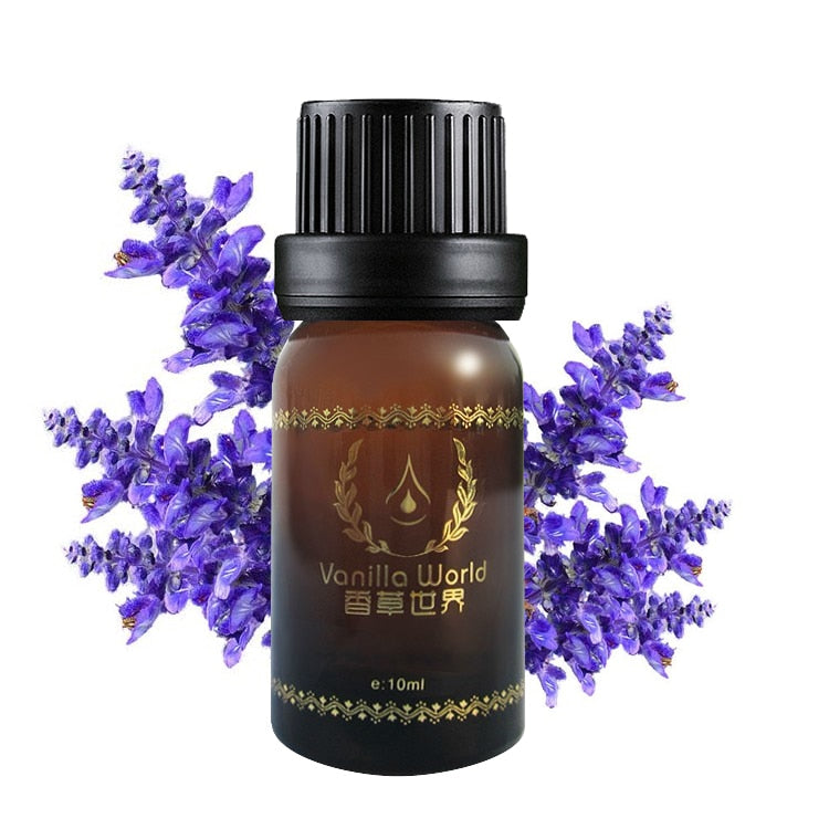 Natural Clary Sage Essential Oil 10ml