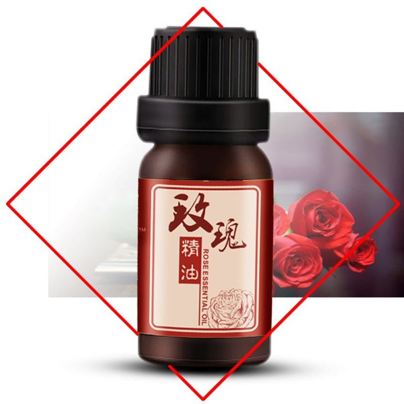 Rose Pure Essential Oil 10 ml