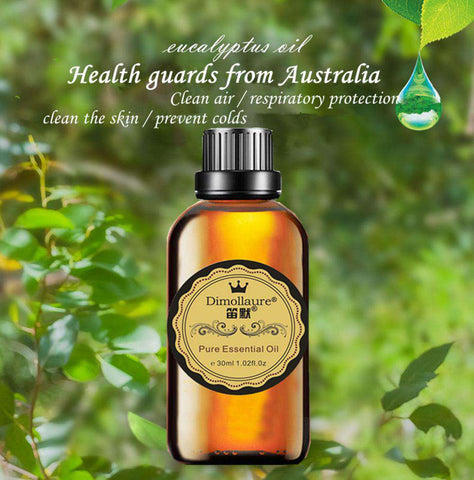Image of 100% Australian Dimollaure Eucalyptus Essential Oil 30 ml