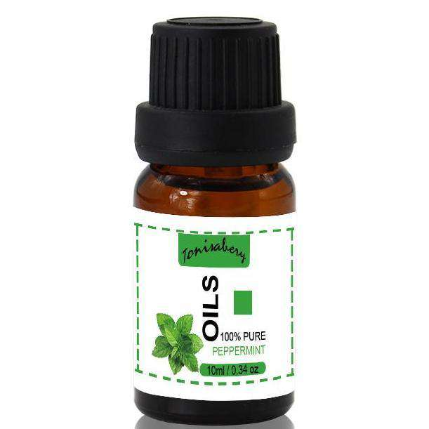Peppermint Essential Oil Facial Cleanser And Acne Remover 10 ml