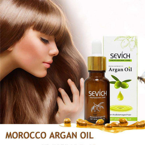 Image of Moroccan Argan Oil Hair Repair 20 ml