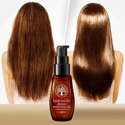 Image of 40ml Pure Argan Oil Hair Essential Oil For Frizzy Dry Repair
