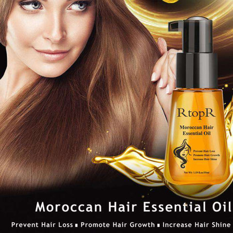 Image of Morocco Argan Hair Care Essential Oil 35 ml