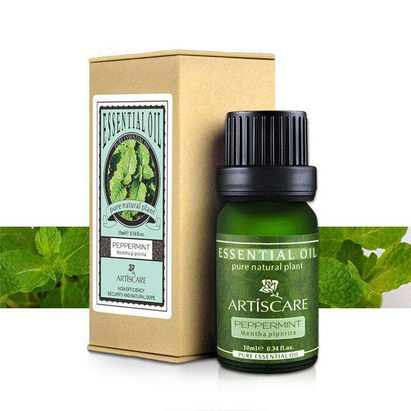 100% Pure & Natural Peppermint Essential Oil by Artis Care