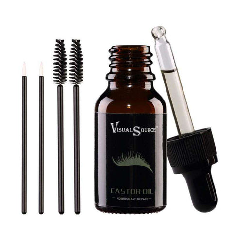 Castor Oil Natural Hair Growth Serum 10 ml