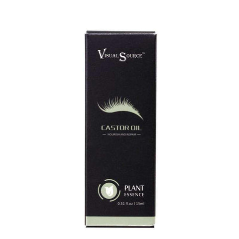 Image of Castor Oil Natural Hair Growth Serum 10 ml