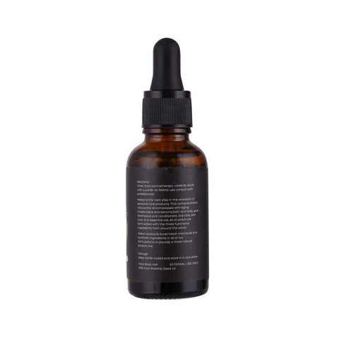 Image of Organic Rosehip Oil 30 ml For Scars, Fine Lnes, Wrinkles, and Stretch Marks