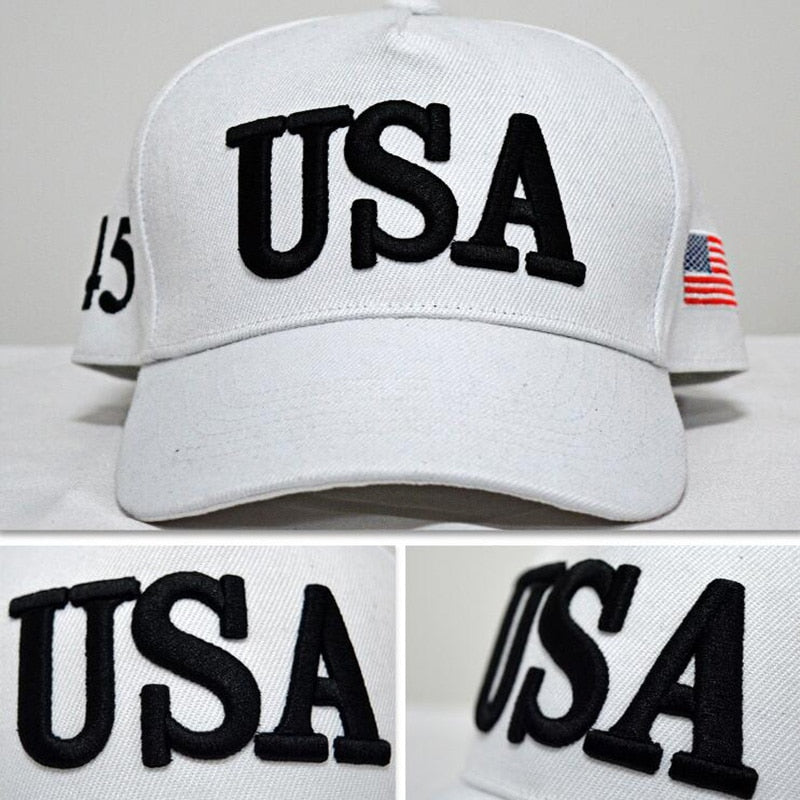 ... USA 45 Hat - Home of the Patriotic ... 281f046ea14a