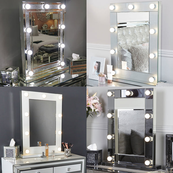 Dressing Table Mirrors Lux-Hom